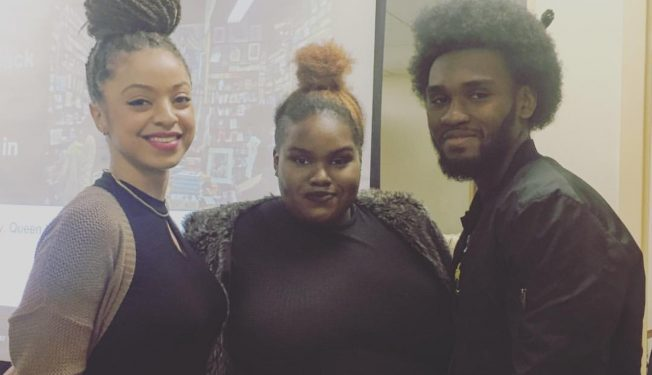 Queen White, Chariana Calloway and Wil Jones